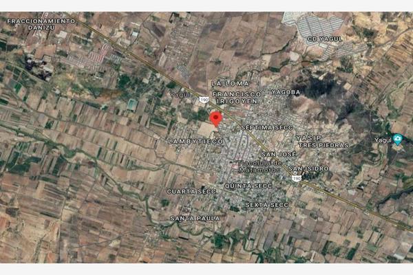 Foto de terreno comercial en venta en paraje cruz de piedra 0, paraje yasibb, tlacolula de matamoros, oaxaca, 13369693 No. 06