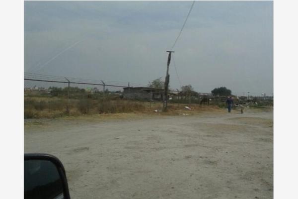 Foto de terreno habitacional en venta en paraje de guadaraya 0, mariano escobedo, tultitlán, méxico, 13306755 No. 03