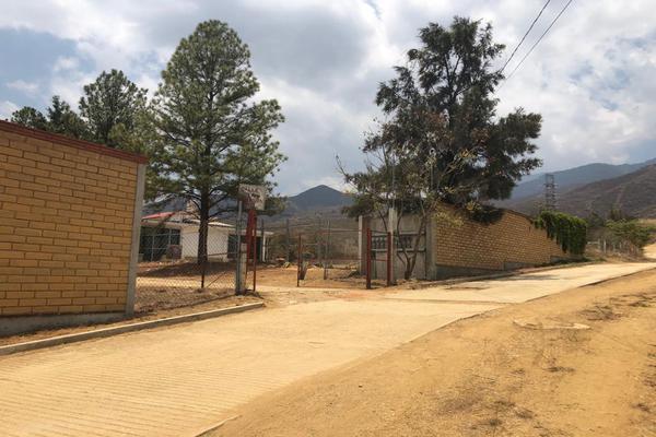 Foto de terreno habitacional en venta en paraje la loma del borrego , paraje de las salinas, san andrés huayápam, oaxaca, 14959511 No. 01