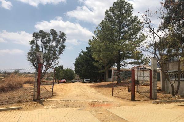 Foto de terreno habitacional en venta en paraje la loma del borrego , paraje de las salinas, san andrés huayápam, oaxaca, 14959511 No. 02
