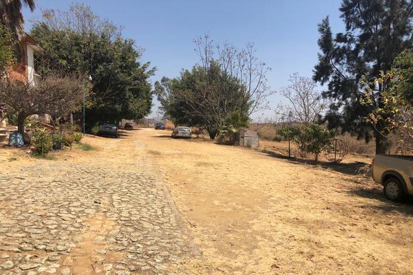 Foto de terreno habitacional en venta en paraje la loma del borrego , paraje de las salinas, san andrés huayápam, oaxaca, 14959511 No. 06