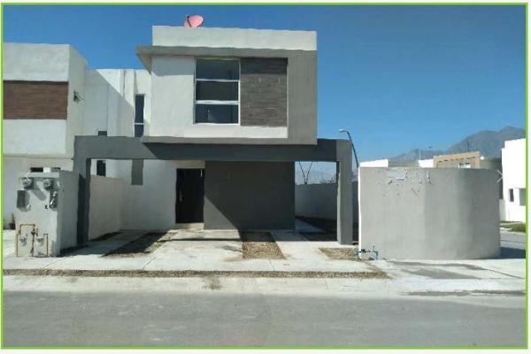 Foto de casa en venta en  , samsara, garcía, nuevo león, 8861377 No. 01