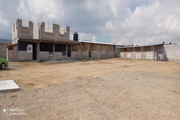 Foto de terreno habitacional en venta en paraje taragon , toluca, toluca, méxico, 19187870 No. 05