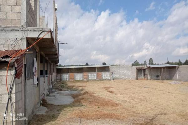 Foto de terreno habitacional en venta en paraje taragon , toluca, toluca, méxico, 19187870 No. 08