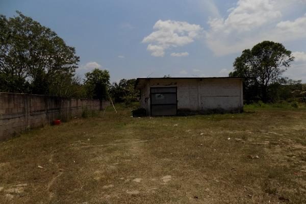 Foto de terreno habitacional en venta en parcela 127 y 120 s/n , mapachapa, minatitlán, veracruz de ignacio de la llave, 8320064 No. 01