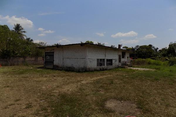 Foto de terreno habitacional en venta en parcela 127 y 120 s/n , mapachapa, minatitlán, veracruz de ignacio de la llave, 8320064 No. 04