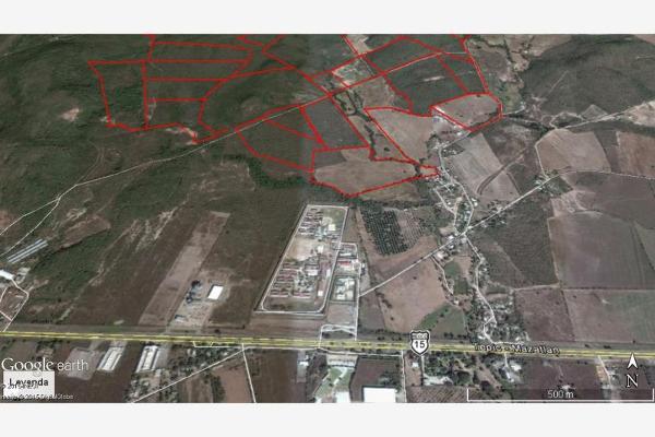 Foto de terreno industrial en venta en camino al habalito del tubo parcela 16, el castillo, mazatlán, sinaloa, 2708163 No. 04