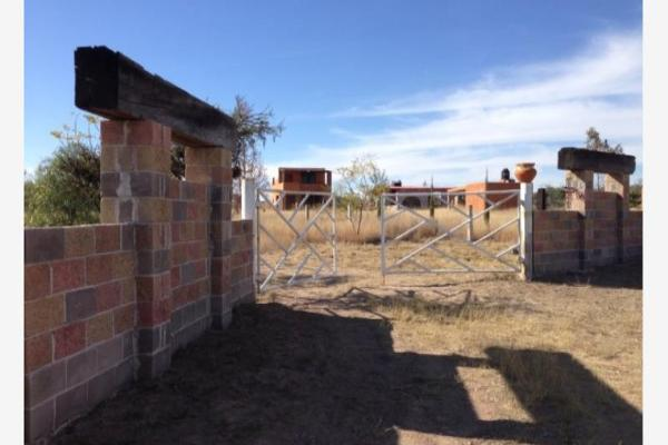 Foto de rancho en venta en parcela 260 f-2, salto de los salados, aguascalientes, aguascalientes, 8851108 No. 01
