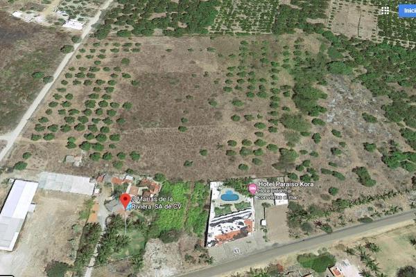 Foto de terreno habitacional en venta en parcela 269z-2 , aticama, san blas, nayarit, 12052147 No. 01