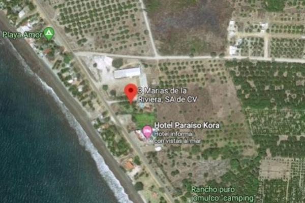Foto de terreno habitacional en venta en parcela 269z-2 , aticama, san blas, nayarit, 12052147 No. 02