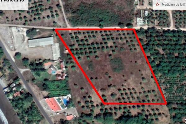 Foto de terreno habitacional en venta en parcela 269z-2 , aticama, san blas, nayarit, 12052147 No. 03