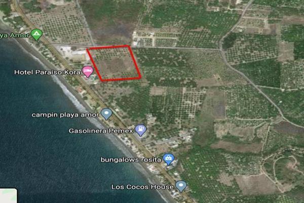 Foto de terreno habitacional en venta en parcela 269z-2 , aticama, san blas, nayarit, 12052147 No. 04