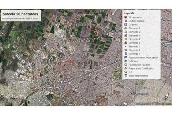 Foto de terreno habitacional en venta en parcela , el pueblito, corregidora, querétaro, 5956348 No. 02