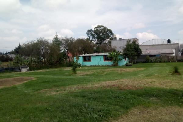 Foto de terreno habitacional en venta en parcela , san mateo ixtacalco, cuautitlán, méxico, 5939440 No. 01