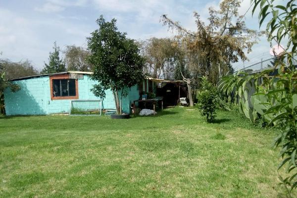 Foto de terreno habitacional en venta en parcela , san mateo ixtacalco, cuautitlán, méxico, 5939440 No. 02