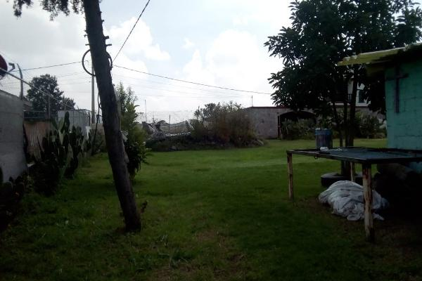 Foto de terreno habitacional en venta en parcela , san mateo ixtacalco, cuautitlán, méxico, 5939440 No. 04