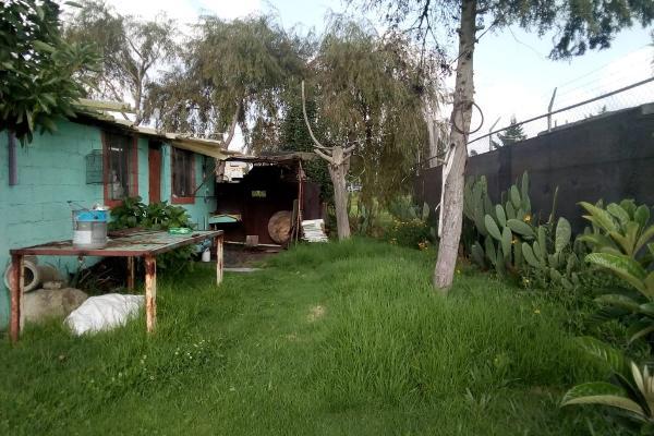 Foto de terreno habitacional en venta en parcela , san mateo ixtacalco, cuautitlán, méxico, 5939440 No. 06