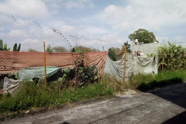 Foto de terreno habitacional en venta en parcela , san mateo ixtacalco, cuautitlán, méxico, 5939440 No. 08
