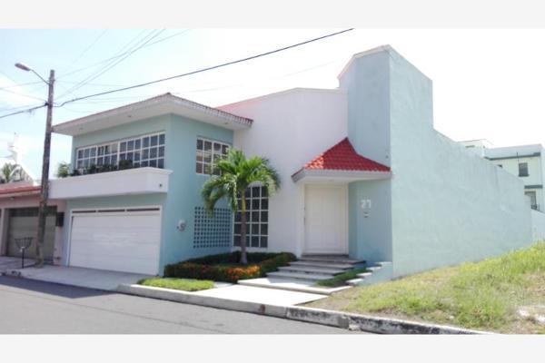 Foto de casa en venta en pargo y boulevard del mar 00000, costa de oro, boca del río, veracruz de ignacio de la llave, 3610494 No. 01