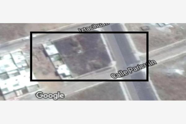 Foto de terreno habitacional en venta en paricutin , la frontera, villa de álvarez, colima, 7515712 No. 01