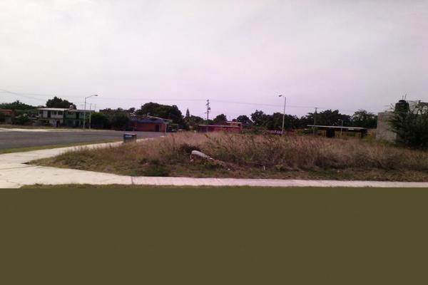 Foto de terreno habitacional en venta en paricutin , la frontera, villa de álvarez, colima, 7515712 No. 02