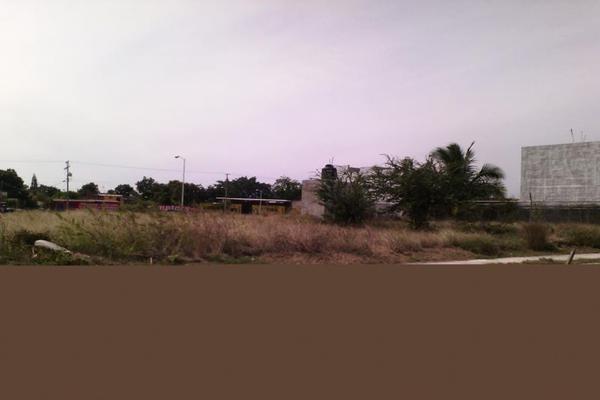 Foto de terreno habitacional en venta en paricutin , la frontera, villa de álvarez, colima, 7515712 No. 03