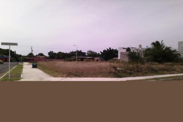 Foto de terreno habitacional en venta en paricutin , la frontera, villa de álvarez, colima, 7515712 No. 04