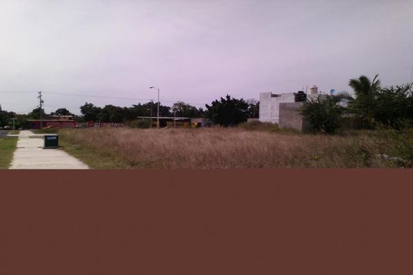 Foto de terreno habitacional en venta en paricutin , la frontera, villa de álvarez, colima, 7515712 No. 05