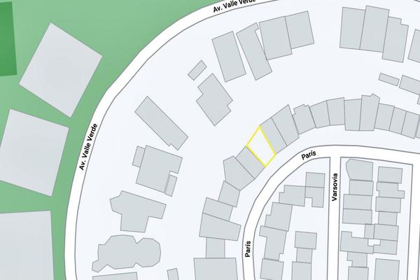 Foto de terreno habitacional en venta en paris , jardines bellavista, tlalnepantla de baz, méxico, 19348999 No. 03