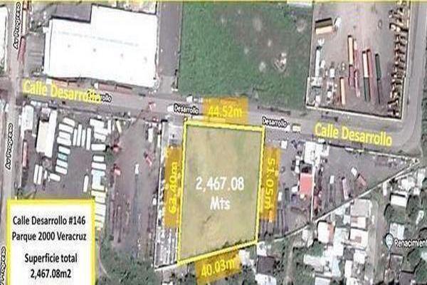 Foto de terreno habitacional en renta en  , parke 2000, veracruz, veracruz de ignacio de la llave, 7219143 No. 04