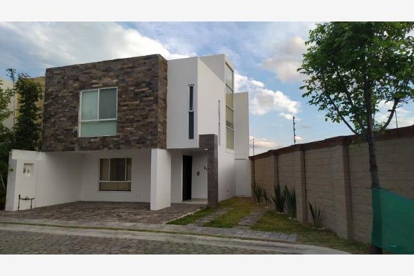 Foto de casa en renta en parque campeche 25, villa roma, san andrés cholula, puebla, 12188254 No. 01