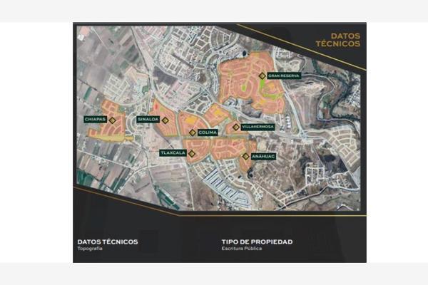 Foto de terreno habitacional en venta en cluster bonampak 2, angelopolis, puebla, puebla, 10015395 No. 02