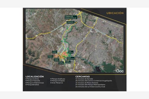 Foto de terreno habitacional en venta en cluster bonampak 2, angelopolis, puebla, puebla, 10015395 No. 03