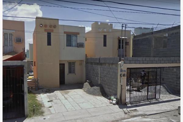 Foto de casa en venta en parque de alcalá 124, balcones de alcalá, reynosa, tamaulipas, 5692120 No. 01