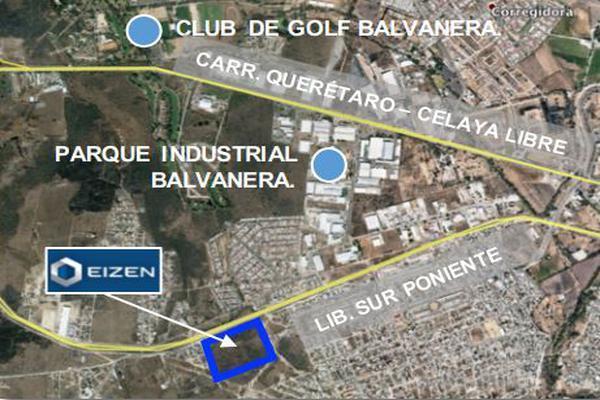Foto de bodega en venta en parque industrial balvanera , lomas de balvanera, corregidora, querétaro, 0 No. 07