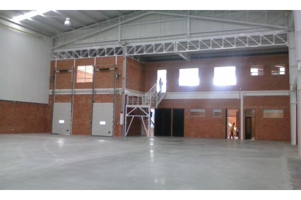 Foto de nave industrial en venta en  , parque industrial bernardo quintana, el marqués, querétaro, 3155634 No. 01