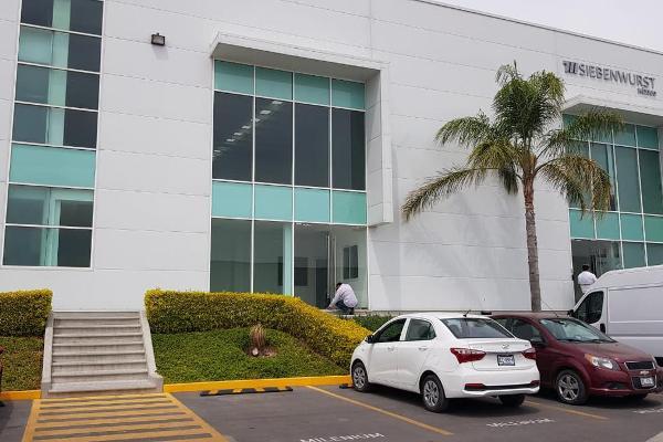 Foto de nave industrial en renta en  , parque industrial bernardo quintana, el marqués, querétaro, 7941667 No. 01