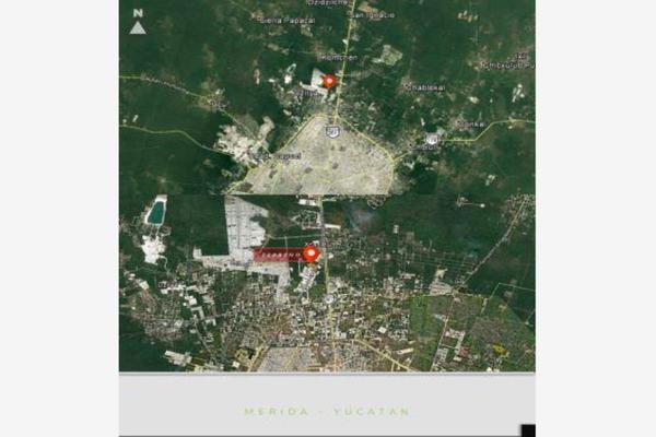 Foto de terreno industrial en venta en parque industrial chablekal pk industrial, chablekal, mérida, yucatán, 5979604 No. 04
