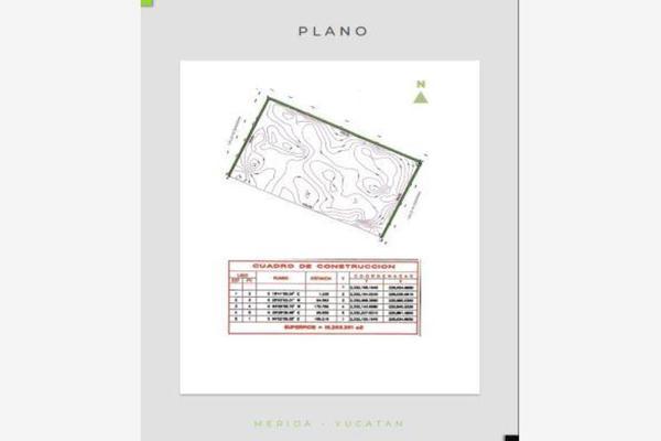 Foto de terreno industrial en venta en parque industrial chablekal pk industrial, chablekal, mérida, yucatán, 5979604 No. 06