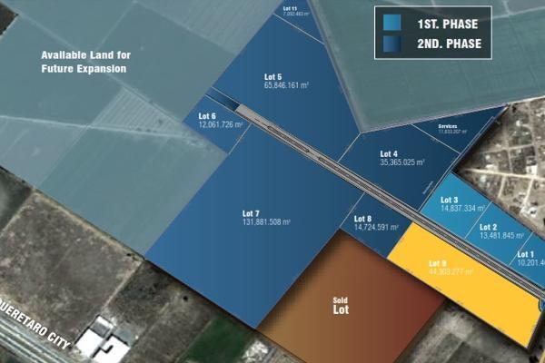 Foto de terreno habitacional en venta en terreno en carretera a calamanda kilometro 0.5 , calamanda, el marqués, querétaro, 3226373 No. 01