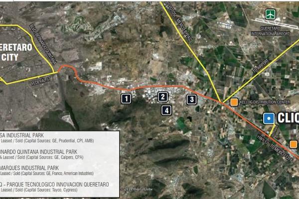 Foto de terreno habitacional en venta en terreno en carretera a calamanda kilometro 0.5 , calamanda, el marqués, querétaro, 3226373 No. 02