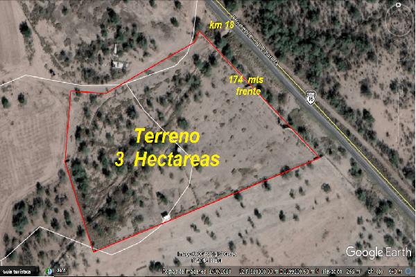 Foto de terreno habitacional en venta en parque industrial , hermosillo centro, hermosillo, sonora, 9923642 No. 05