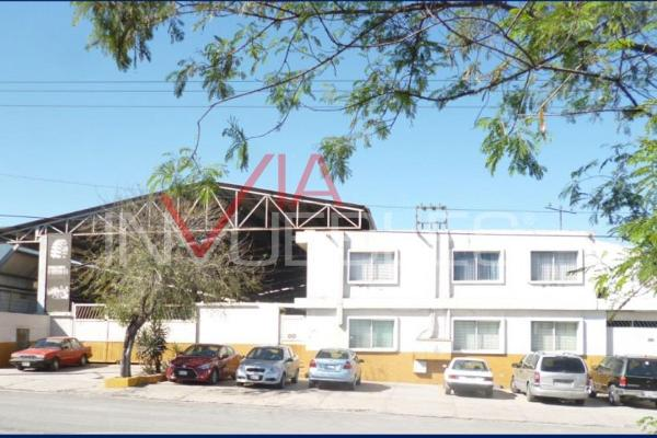 Foto de nave industrial en venta en 00 00, parque industrial i, general escobedo, nuevo león, 7313276 No. 01