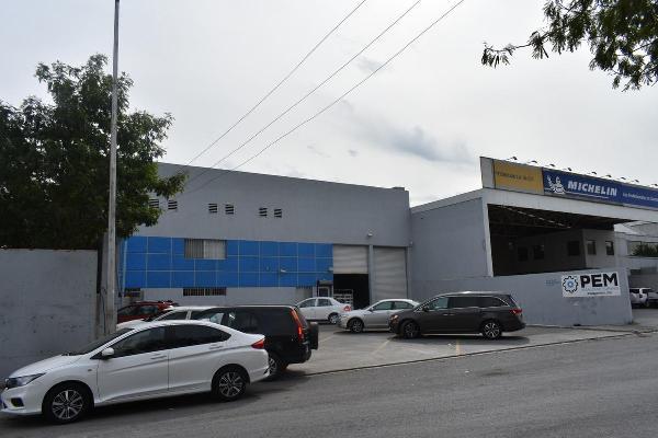 Foto de nave industrial en renta en  , parque industrial j.m., apodaca, nuevo león, 11750258 No. 02