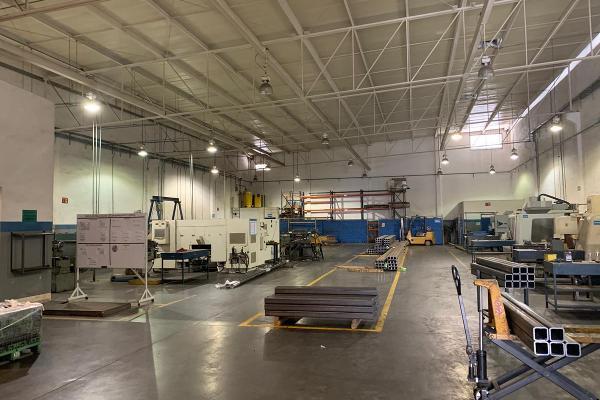 Foto de nave industrial en renta en  , parque industrial j.m., apodaca, nuevo león, 11750258 No. 09
