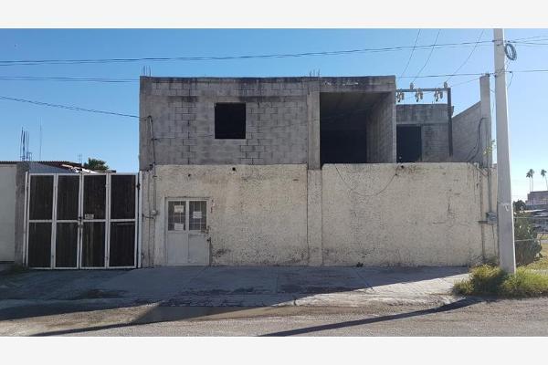 Foto de nave industrial en venta en  , parque industrial lagunero, gómez palacio, durango, 6189264 No. 02