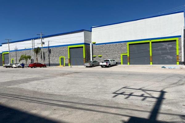 Foto de nave industrial en renta en  , parque industrial pequeña zona industrial, torreón, coahuila de zaragoza, 16047025 No. 01