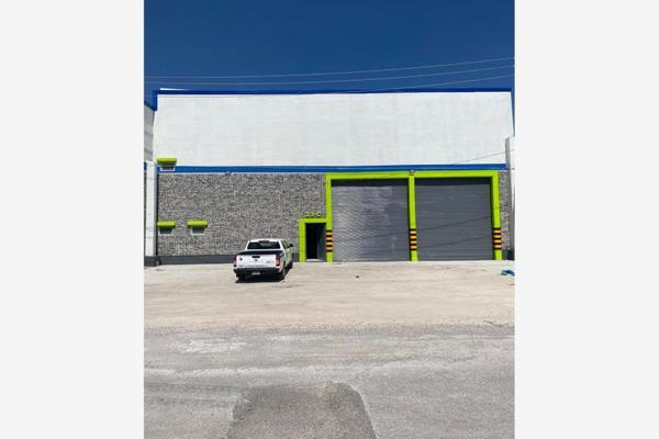 Foto de bodega en renta en  , parque industrial pequeña zona industrial, torreón, coahuila de zaragoza, 18797231 No. 01