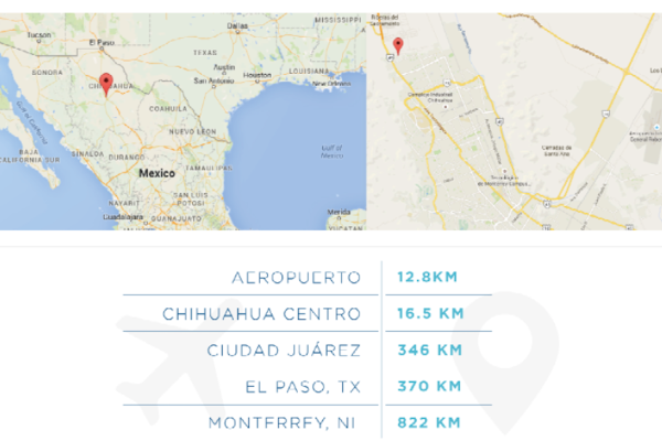 Foto de terreno comercial en renta en parque industrial privado , las aldabas i a la ix, chihuahua, chihuahua, 4631863 No. 04