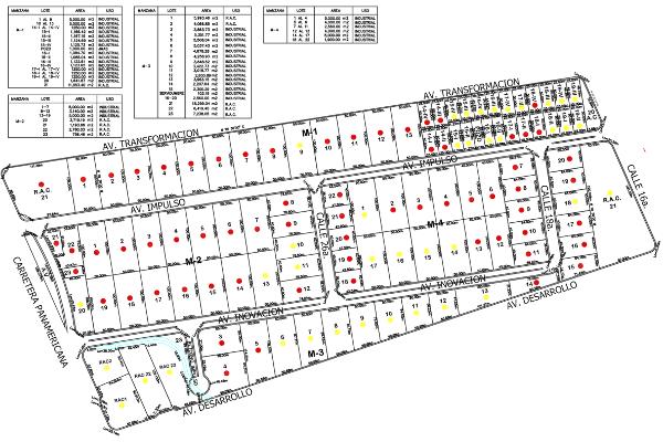 Foto de terreno comercial en renta en parque industrial privado , las aldabas i a la ix, chihuahua, chihuahua, 4631863 No. 07